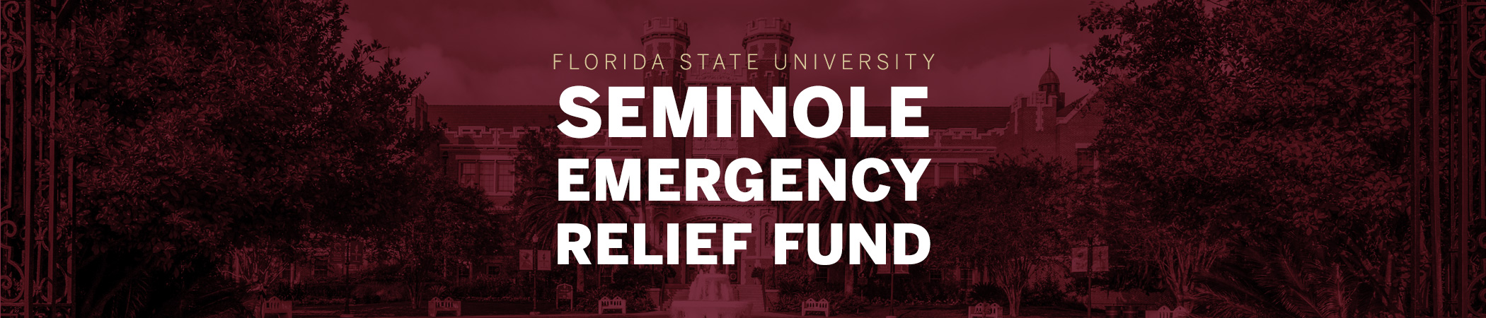 FSU Seminole Relief Fund