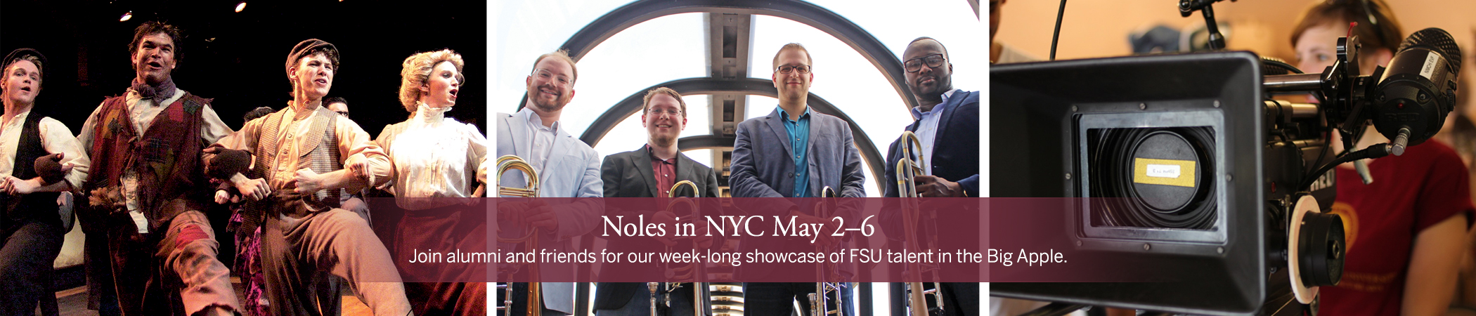 Noles in NYC May 2-6 2016