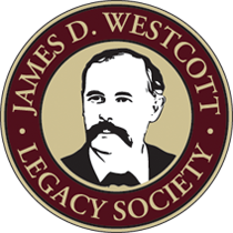 James D. Westcott Legacy Society Logo