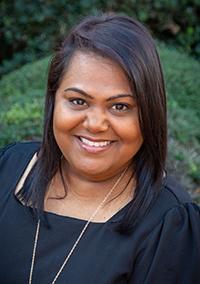 Headshot of Sarishni Patel