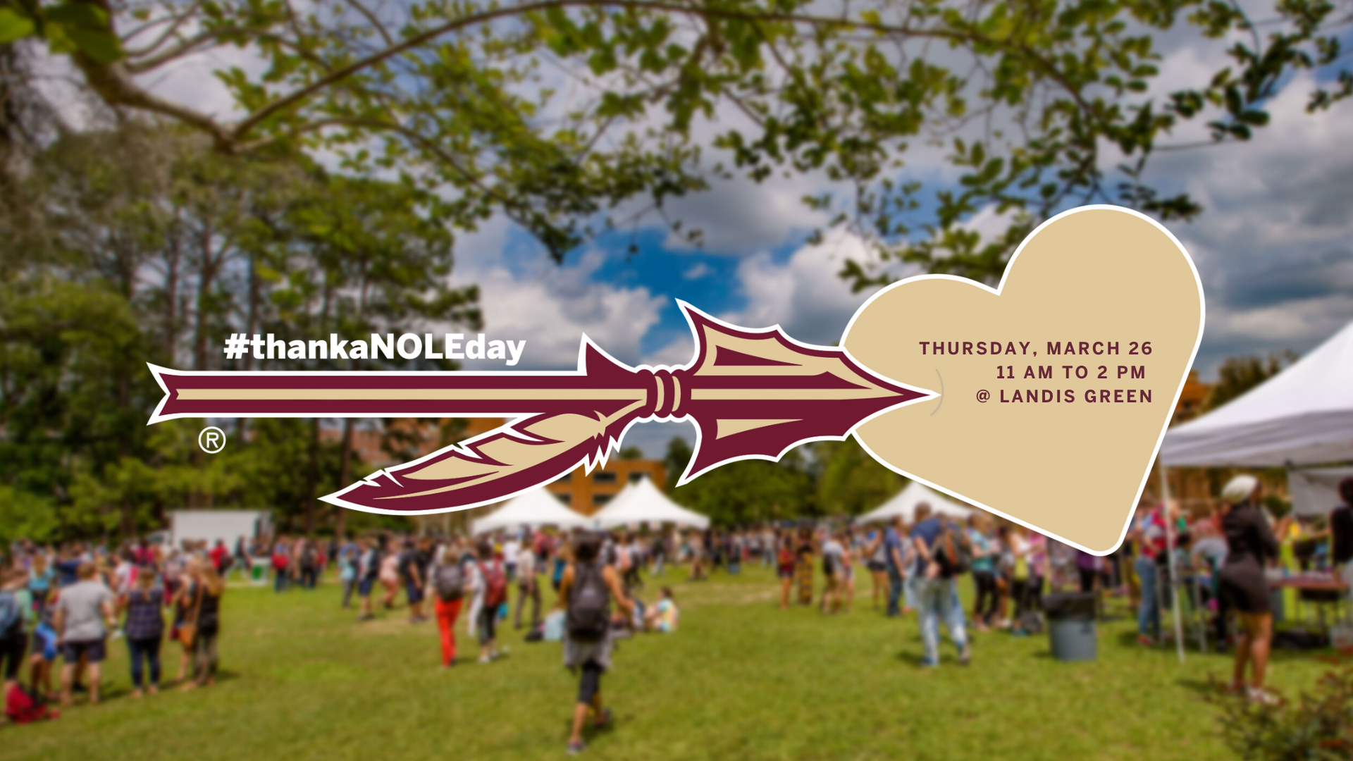 Image of Thank a Nole Day logo