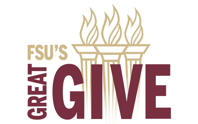 FSU's Great Give logo