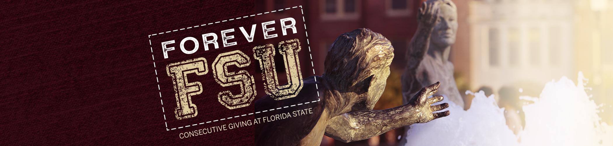 Forever FSU logo