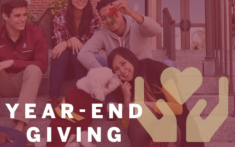 Year-end giving