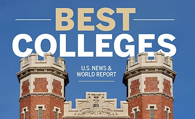 US News & World Report – Best Colleges