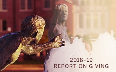 FY 2018-19 Report on Giving