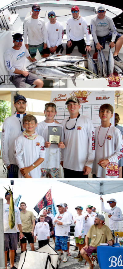 Images of the Renegades of Reel Estate Fishing Classic