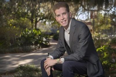 Photo of Jacob Goldstein-Greenwood
